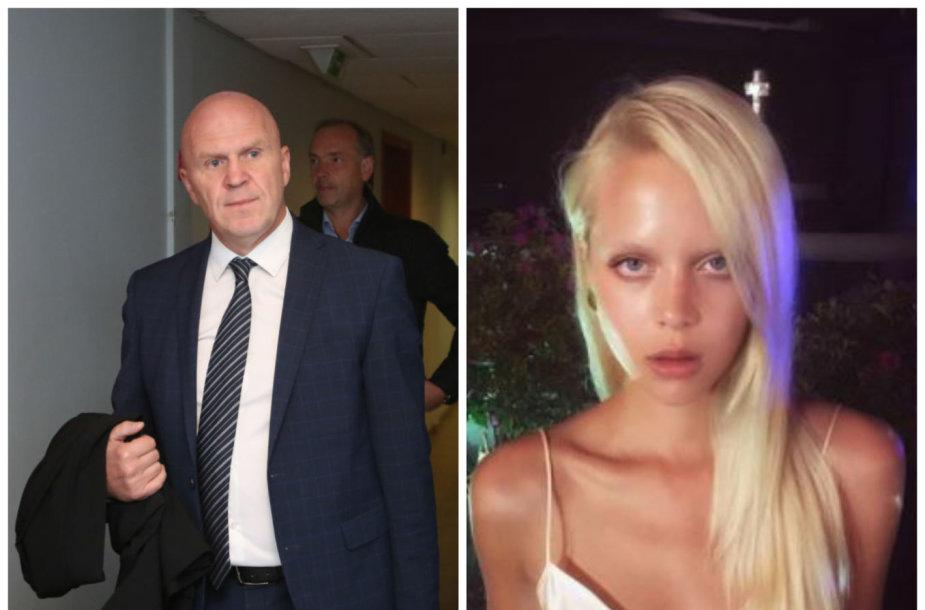 Gintaras Černiauskas, Dovilė Didžiūnaitytė