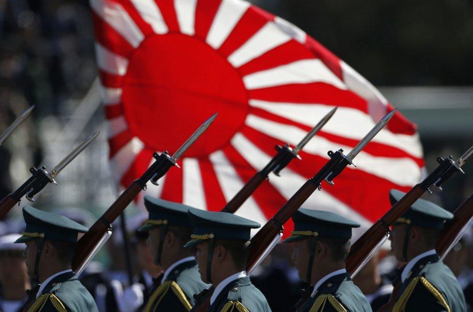 Japonijos savigynos pajėgos