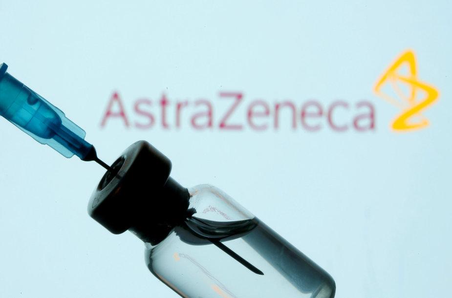 """""""AstraZeneca"""" vakcina"""