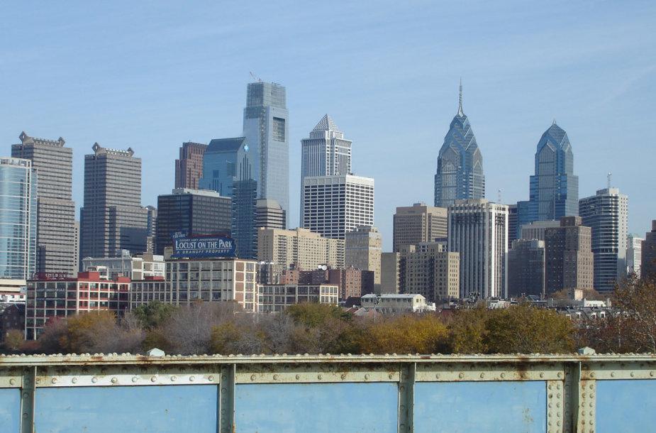 Filadelfijos panorama
