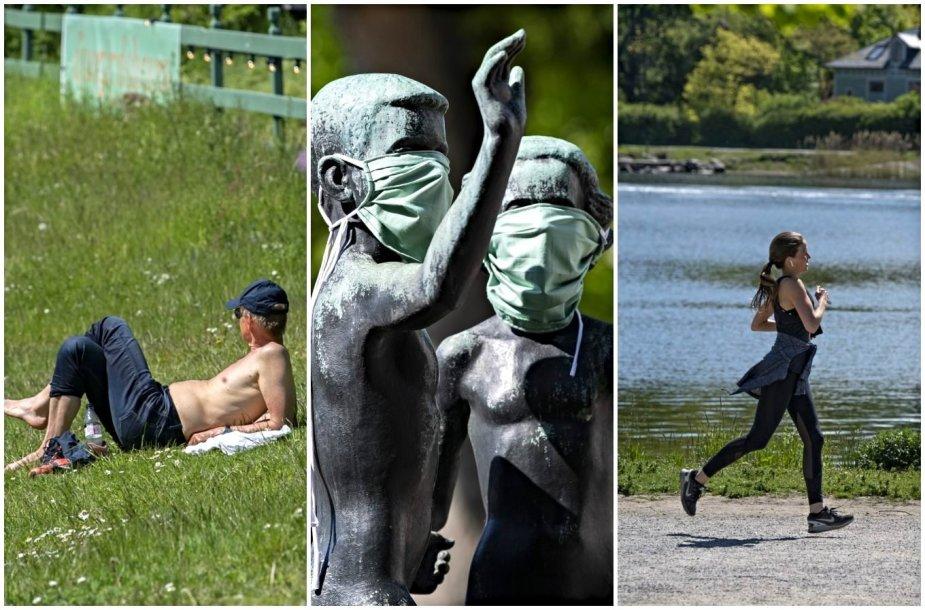 Kasdienybė Švedijoje