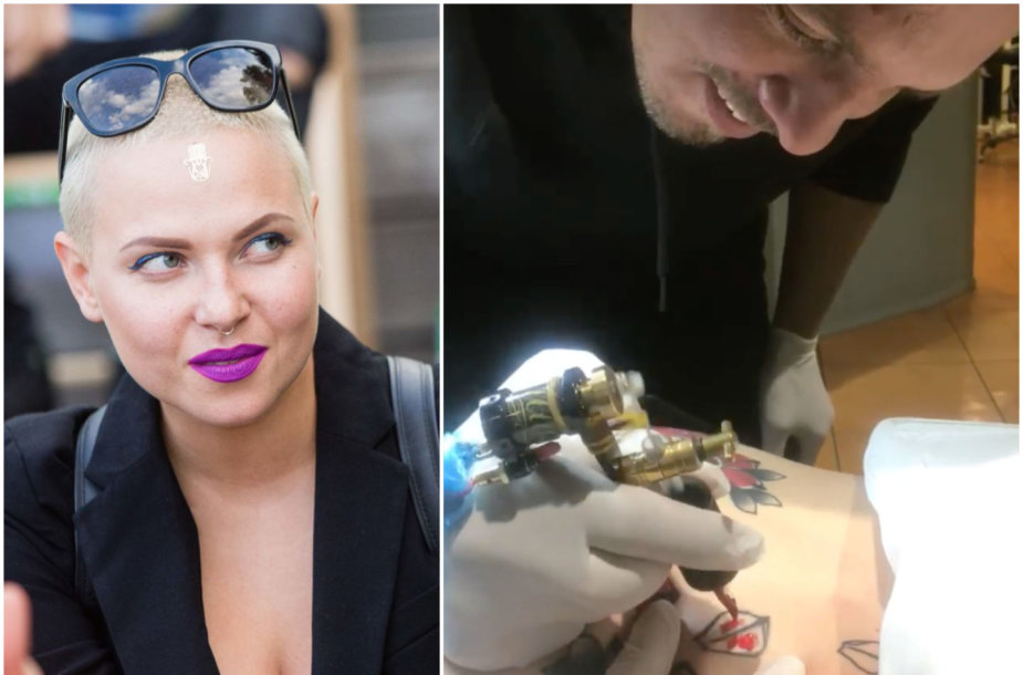 Justė Arlauskaitė-Jazzu ir Donatas Ivanauskas