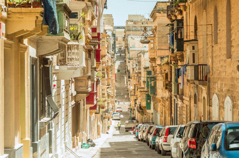 Gatvė Maltoje