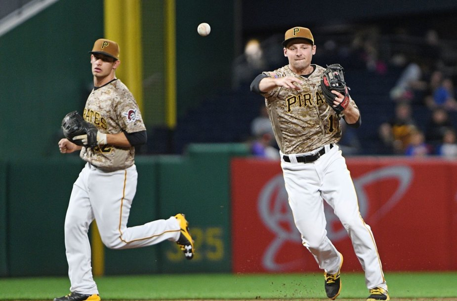 """""""Pittsburgh Pirates"""" žaidėjai"""