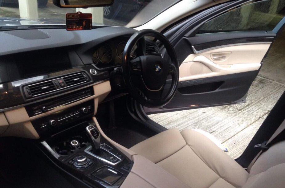 Kaune pavogtas BMW
