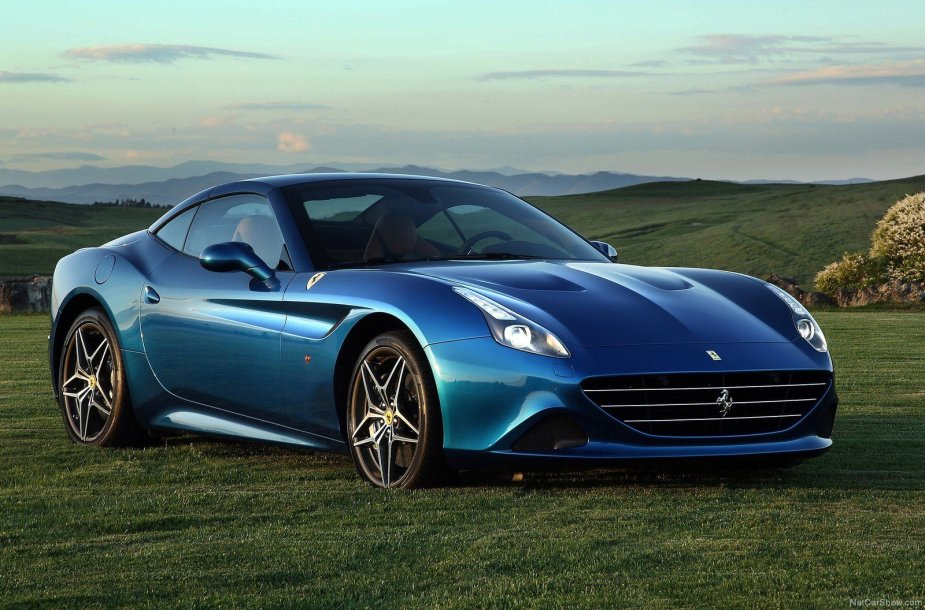 "6. ""Ferrari California"""