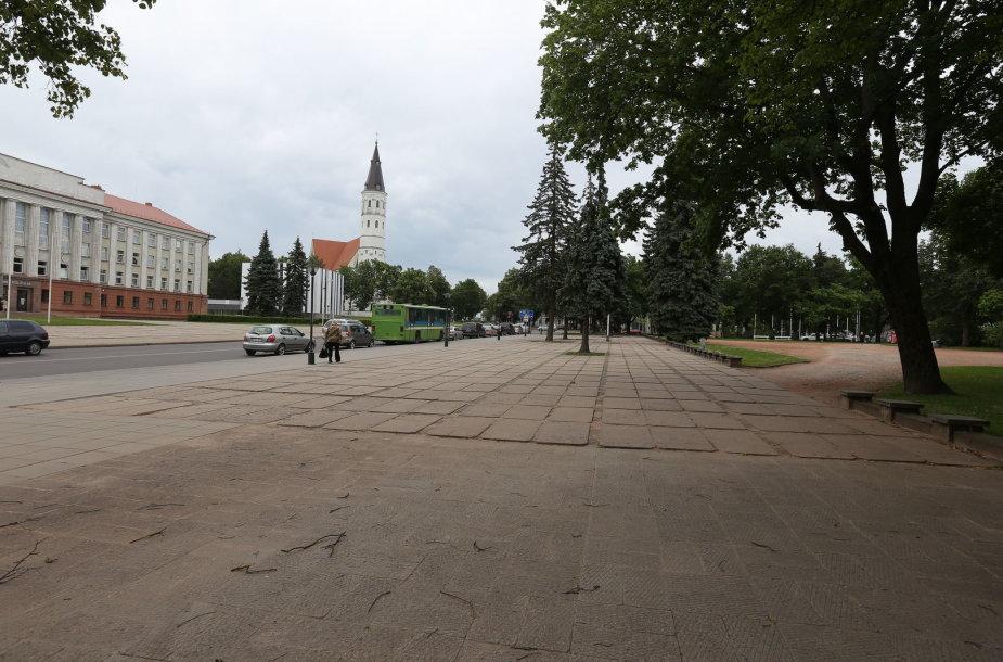 Šiaulių prisikėlimo aikštė