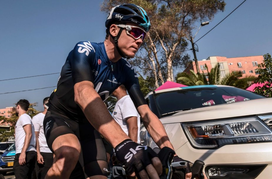 Chrisas Froome'as