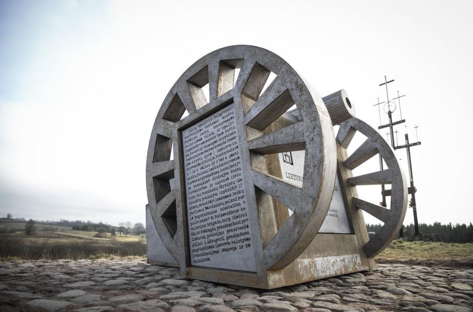 Giedraičių paminklas
