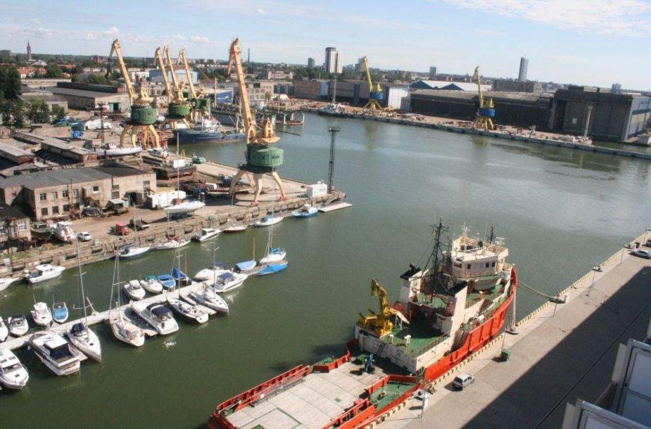 Klaipėdos uoste atskleistas degalų grobstymo skandalas iš posto išvertė ir uosto kapitoną Viktorą Lukoševičių.