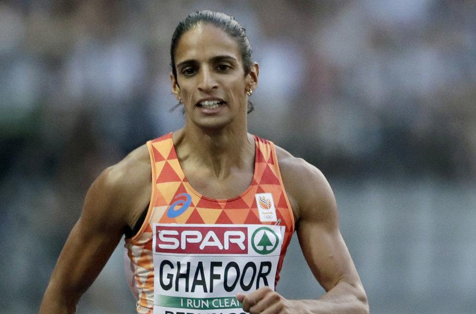 Madiea Ghafoor nubausta už narkotikų gabenimą