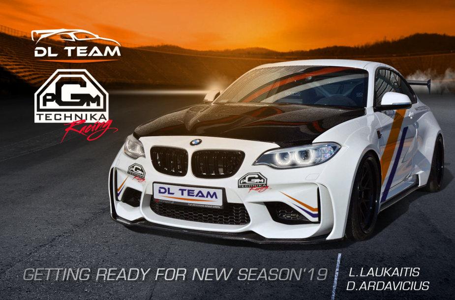 BMW M2 vizija