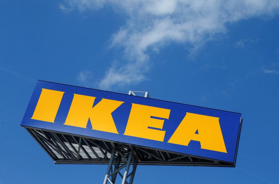 """""""IKEA"""" logotipas"""