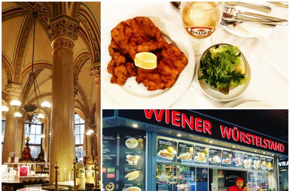 Gastronominė kelionė Vienoje