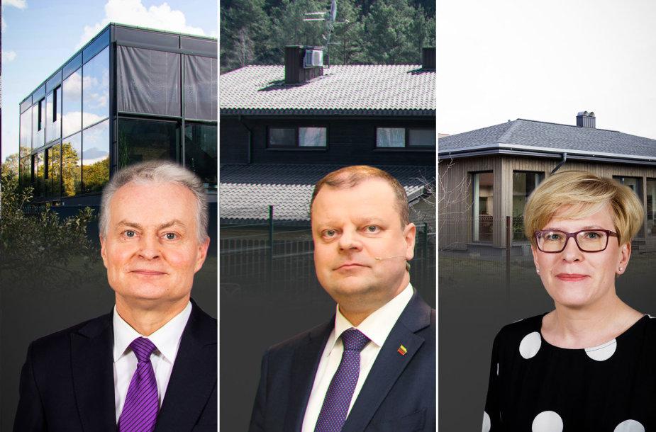 Kandidatų namai