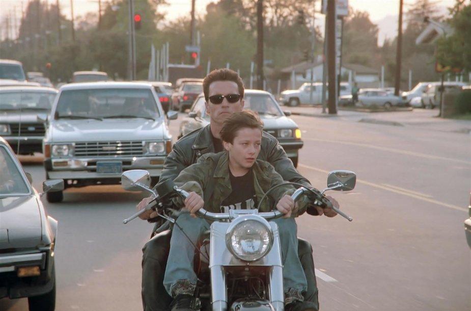 """Filmas """"Terminatorius 2: Paskutinio teismo diena 3D"""""""