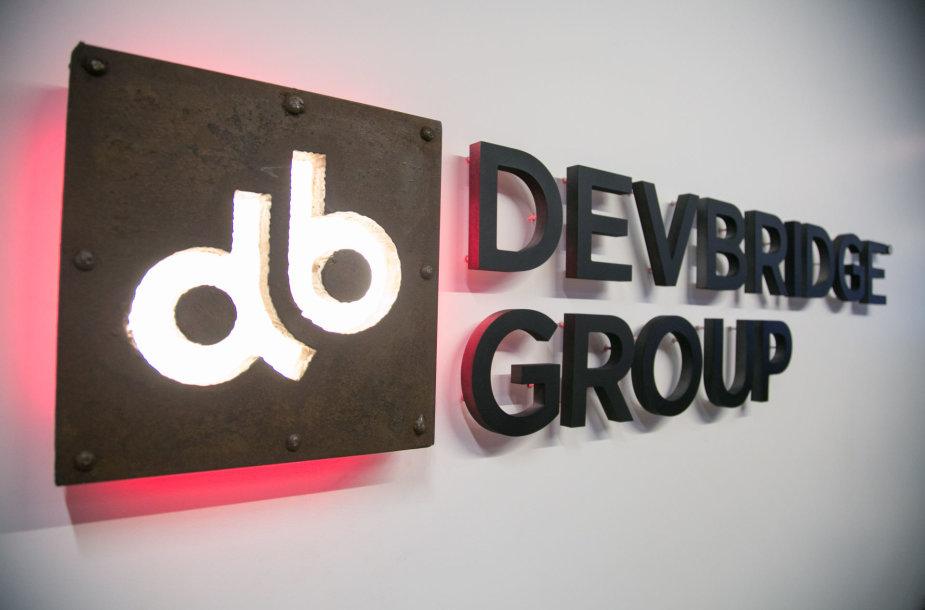 """""""Devbridge Group"""" biuro atidarymas"""