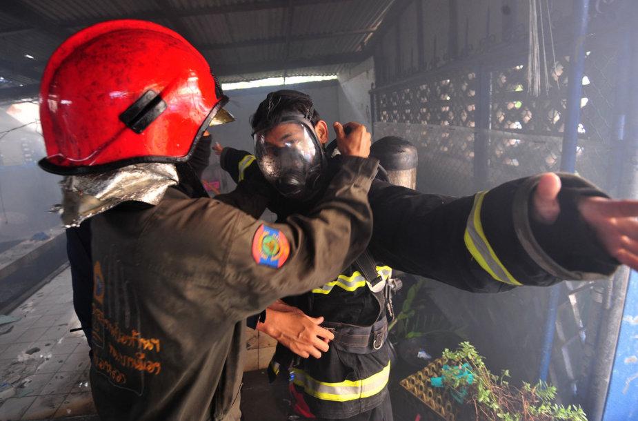 Tailando ugniagesiai