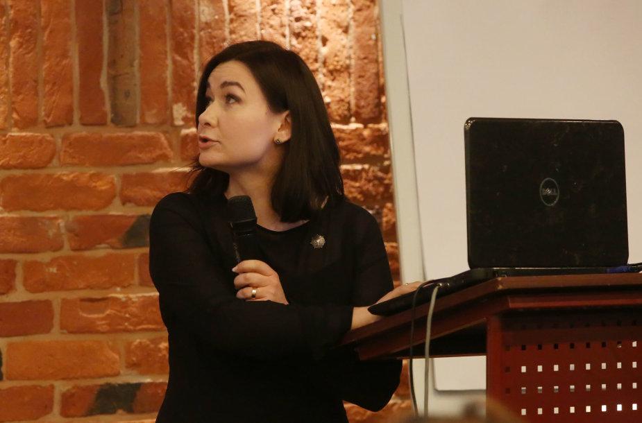 Sabina Daukantaitė.