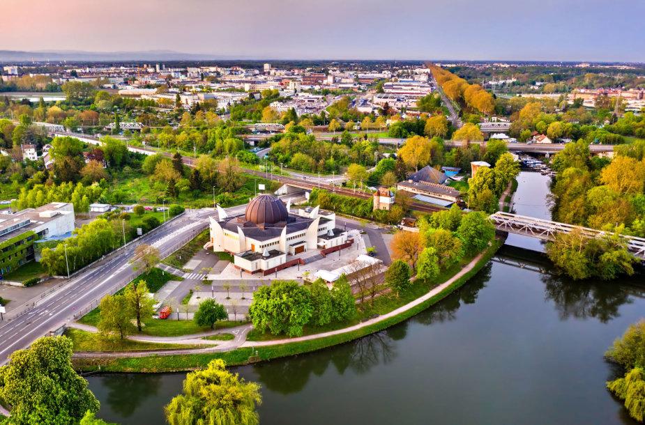 Strasbūro mečetė