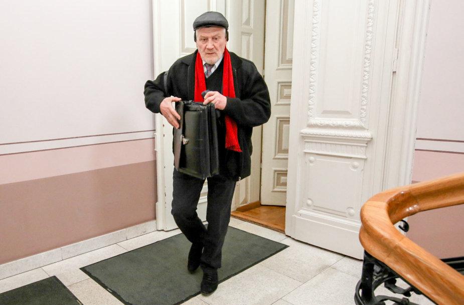 Jonas Vaitkus Kultūros ministerijoje