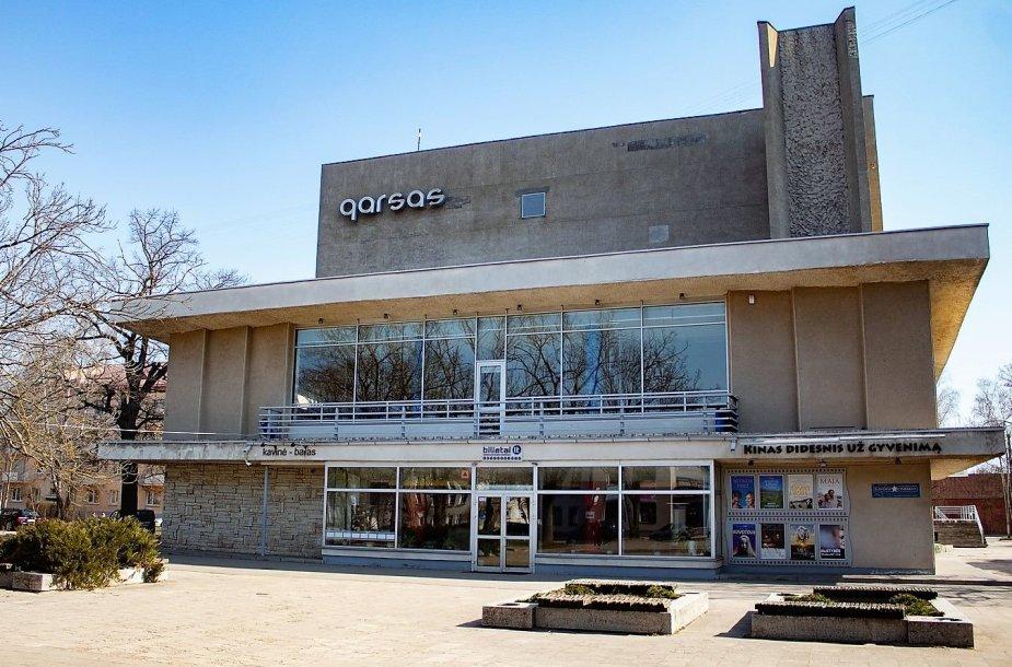 """Kino centras """"Garsas"""""""