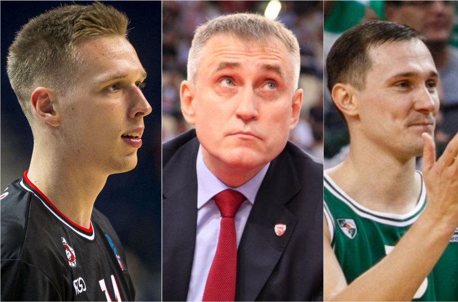 M.Echodas, K.Kemzūra ir P.Jankūnas