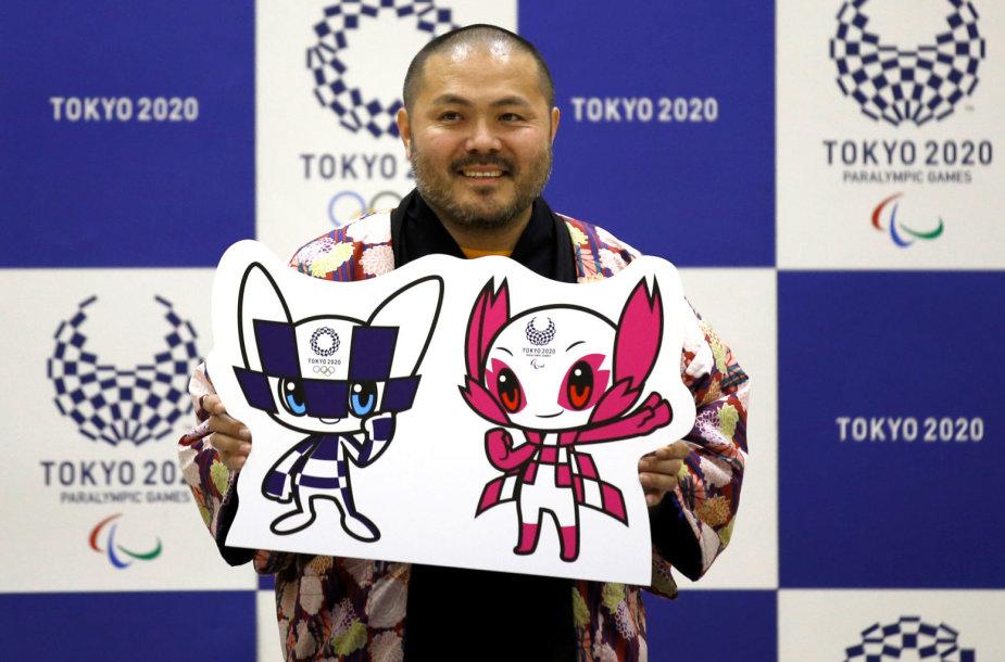 2020-ųjų Tokijo olimpiados talismanai