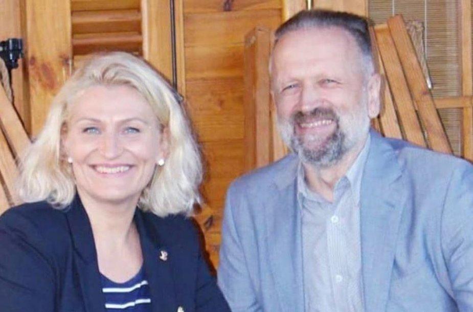 Jūratė Bukauskienė teigia, kad jai labai malonu savo patirtimi bei sukauptomis žiniomis dalintis su jos propaguojamu mitybos būdu besidominčiais žmonėmis.