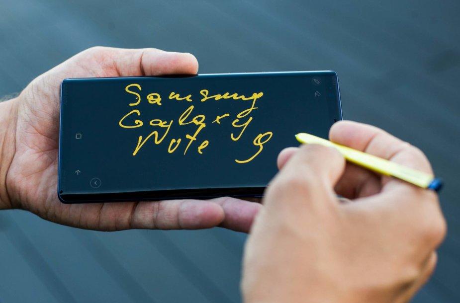 """Galaxy Note9"""