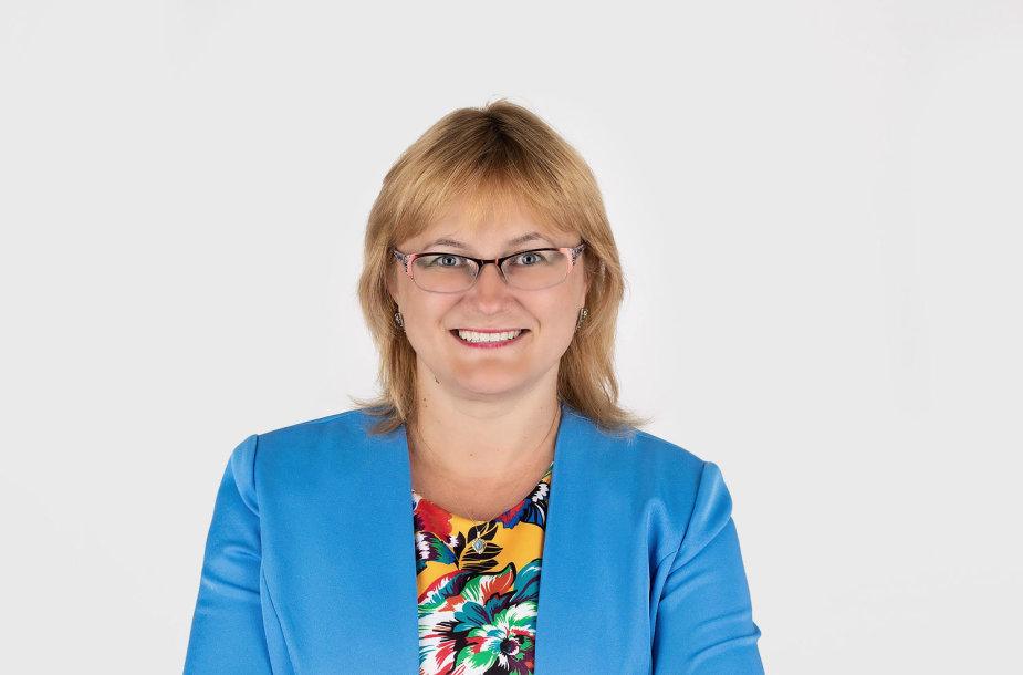 Vilmantė Kumpikaitė-Valiūnienė