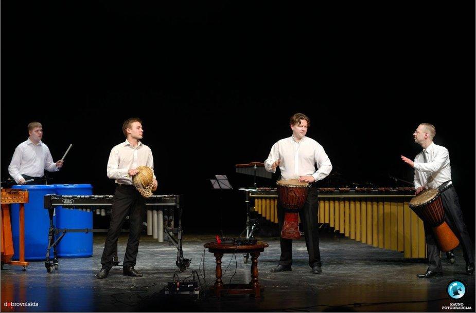 Būgnų ir perkusijos festivalis