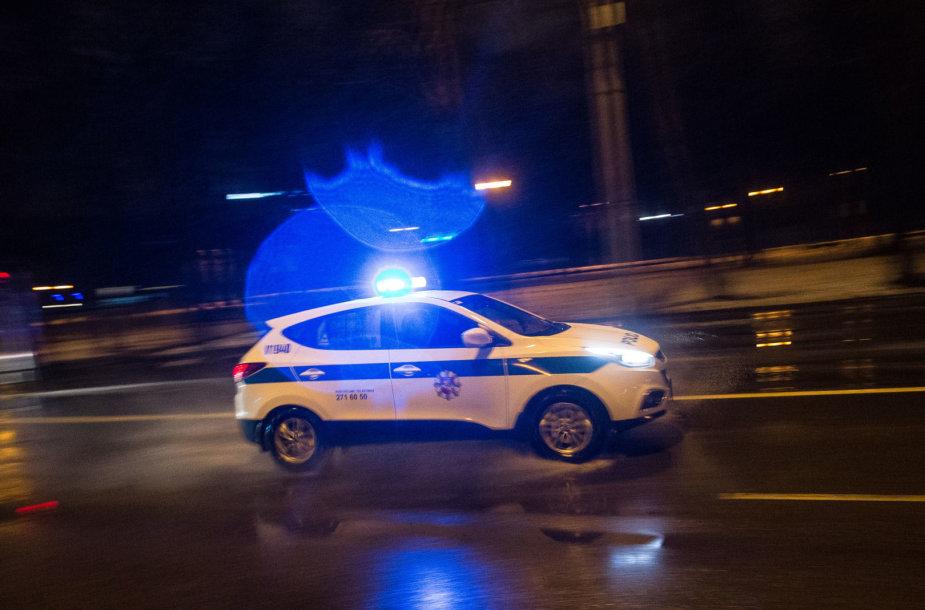 Kūčių išvakarių reidas Vilniuje