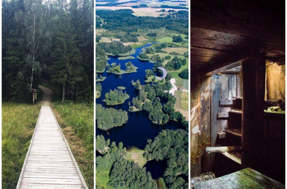Pažintiniai takai Lietuvoje