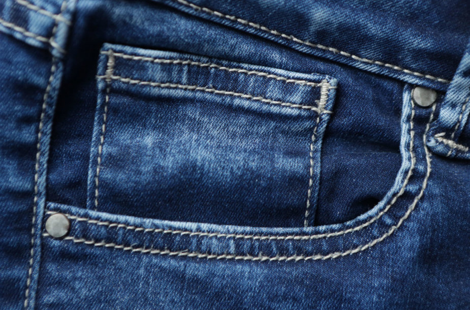 Mažoji džinsų kišenėlė