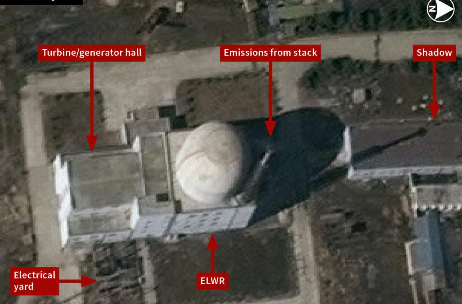 Reaktorius Šiaurės Korėjoje
