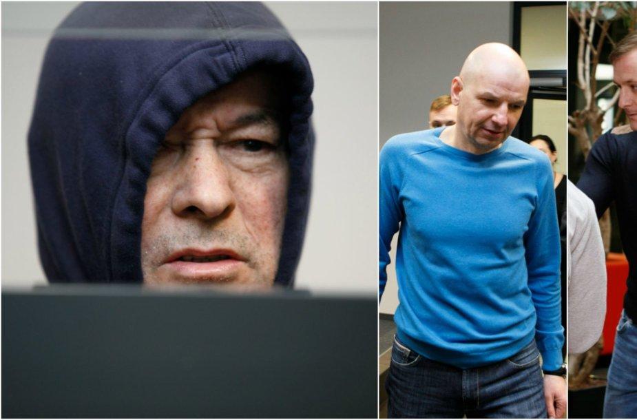 Narkotikus anglyse slėpę kontrabandininkai sulaukė teismo sprendimo