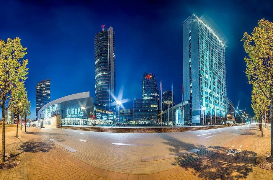 Vilniaus dangoraižių miestelis