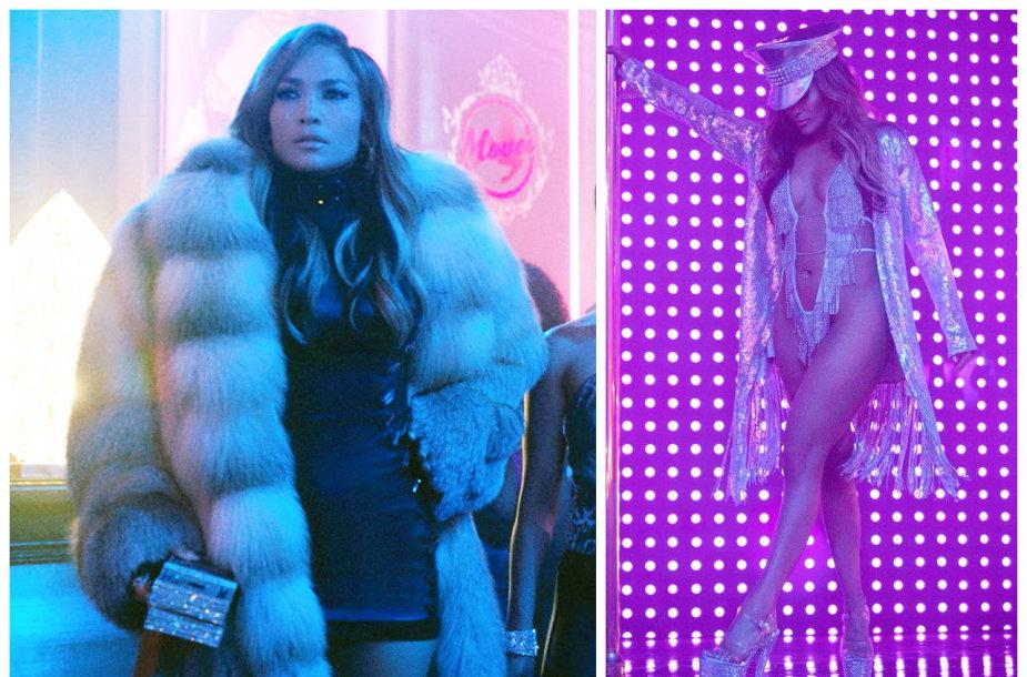 """Jennifer Lopez filme """"Aferistės"""""""