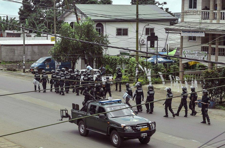 Kamerūno policija