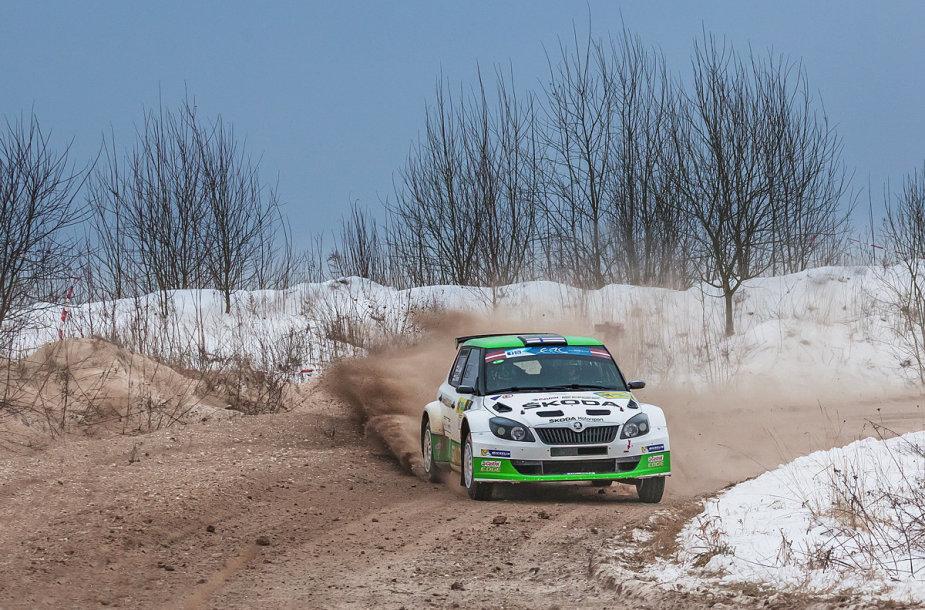 """""""Rally Liepaja"""" 2014"""