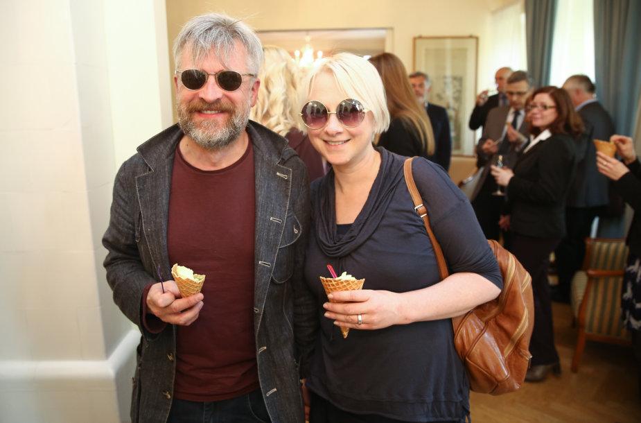Stasys Baltakis ir Julija Janulaitytė
