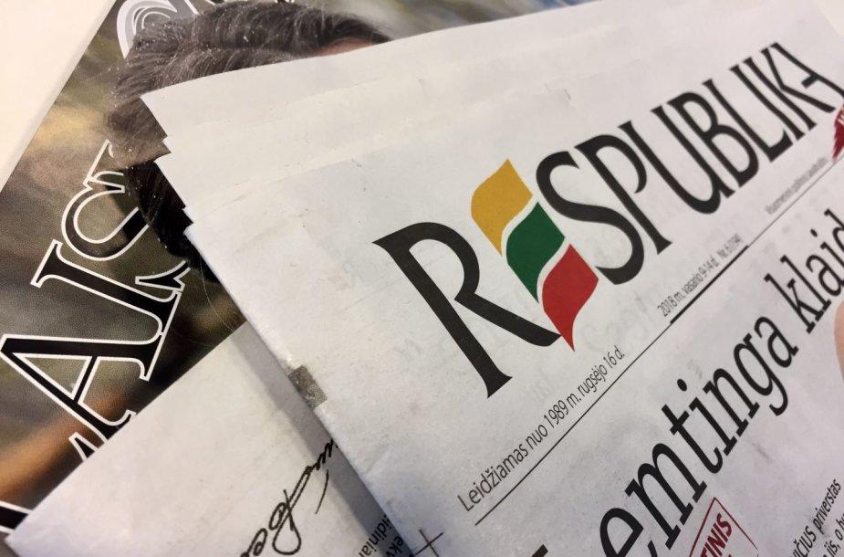 "Savaitraštis ""Respublika"""