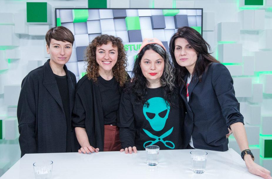 """15min studijoje – pokalbis apie didžiausią mados renginį Lietuvoje: """"Mados infekciją"""""""