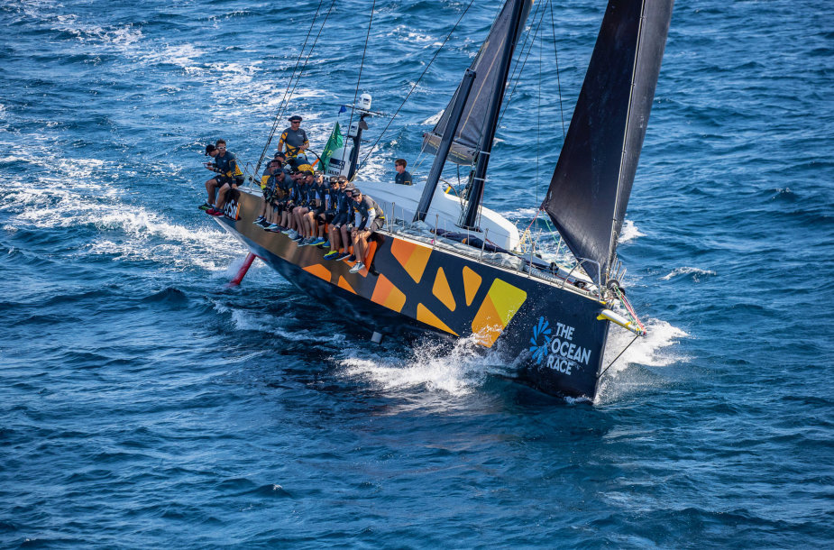 """Ambersail2"" įgula ""Maxi Yacht Rolex Cup"" regatoje"