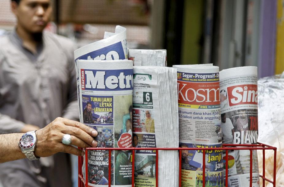 Malaizijos laikraščiai