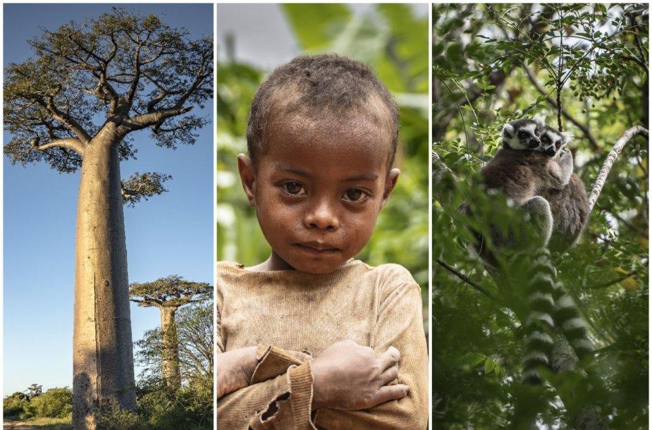 Kelionė Madagaskare