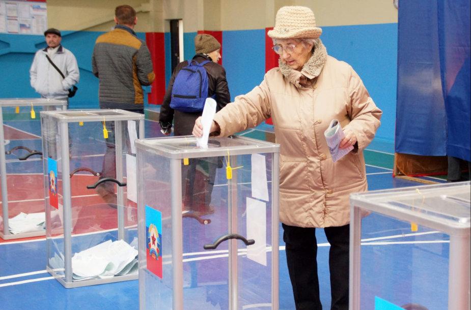 Rinkimai Luhanske