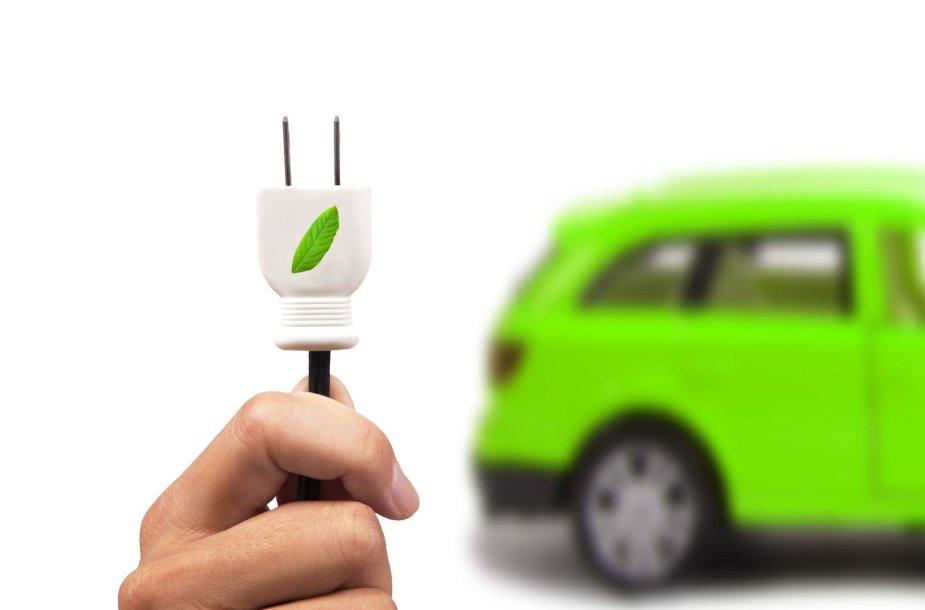 Ekologiškas automobilis