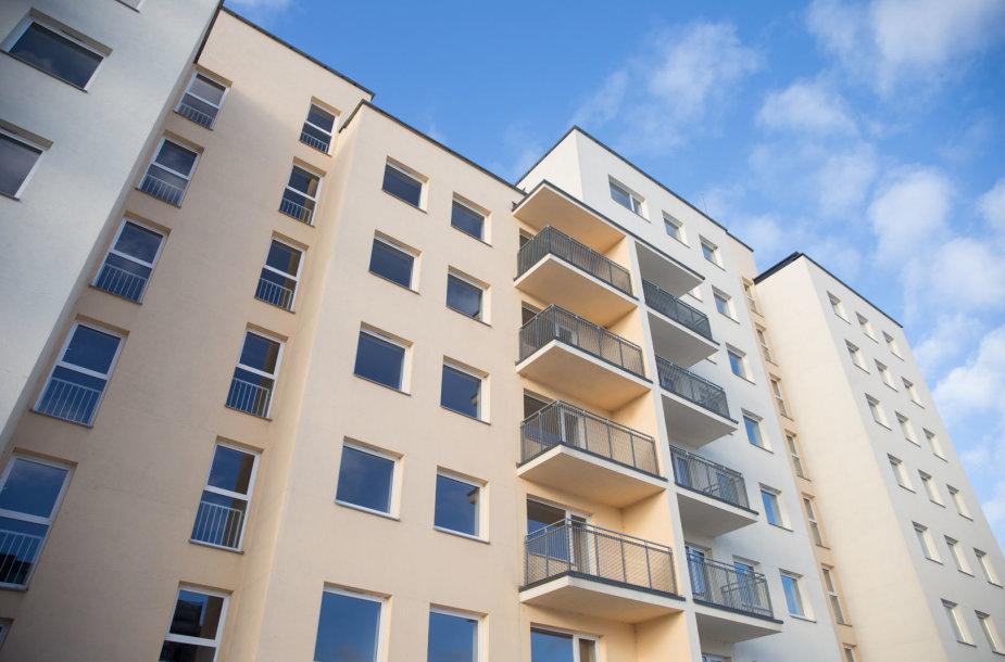 Naujojoje Vilnioje atidarytas naujas socialinis būstas